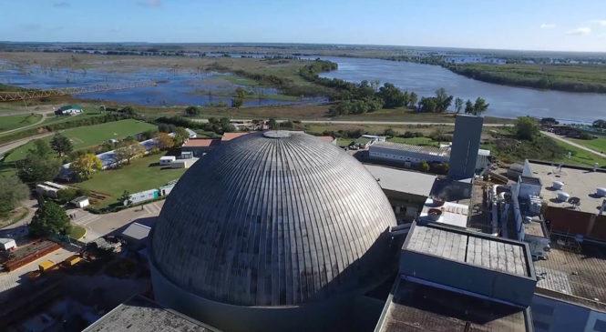 Paro en las Centrales Nucleares Atucha I y II