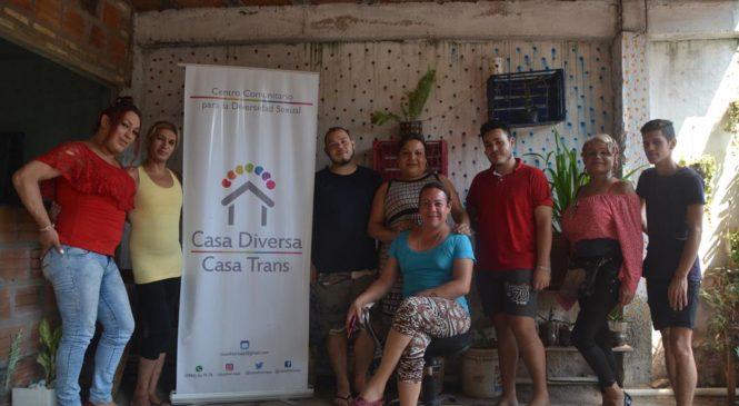 Transformando: la primera escuela para personas LGBT en Paraguay