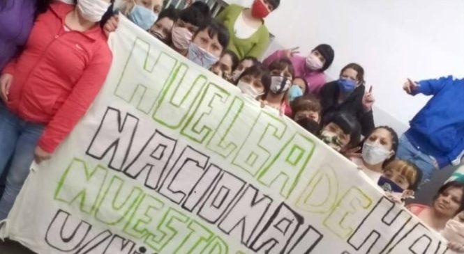 Murió un bebé en el penal de mujeres de La Plata, realizan huelga de hambre