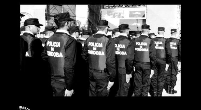 Córdoba: Gatillo fácil y las mentiras de siempre