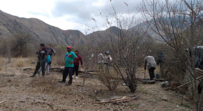 Jujuy: territorio del Pueblo Tilian atacado nuevamente por gente ligada al poderprovincial