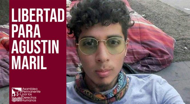 Nueva audiencia y pedido por la libertad de Agustín Maril