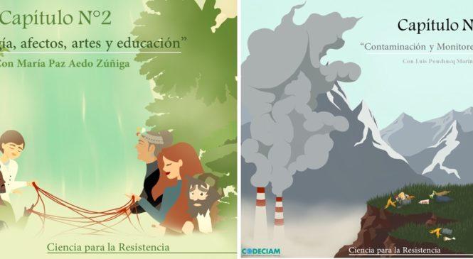 Programa radial Ciencia para la Resistencia / Capítulos 1 y 2