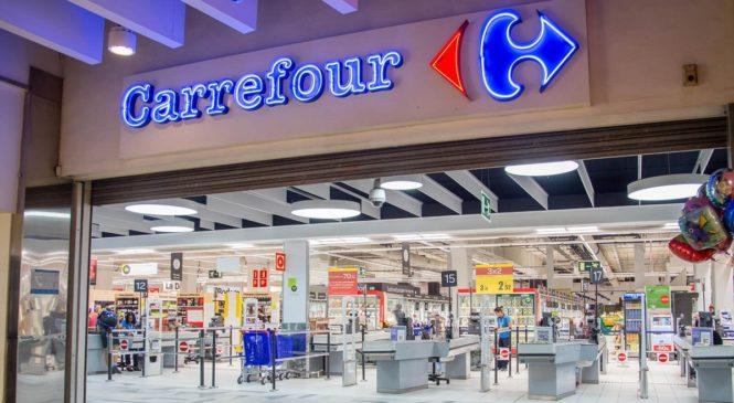 Carrefour tuvo ayer más trabajadores contagiados de Coronavirus que 9 provincias