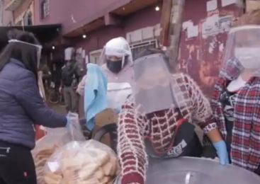 Cuidado Colectivo en el Bajo Flores: armado de redes para afrontar la cuarentena