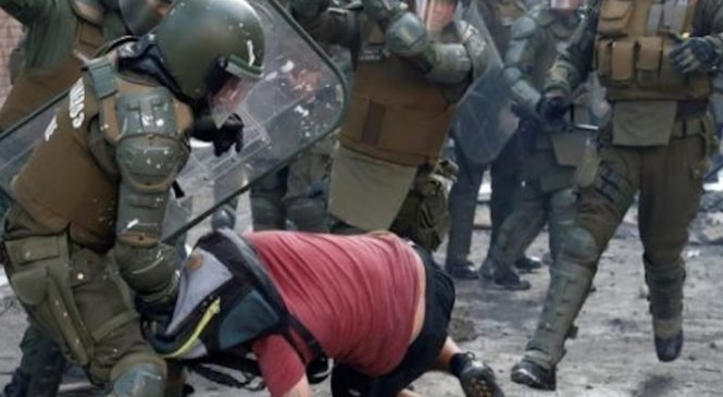 Exigirán a Unión Europea evaluación de acuerdos comerciales con Chile por situación crítica de derechos humanos