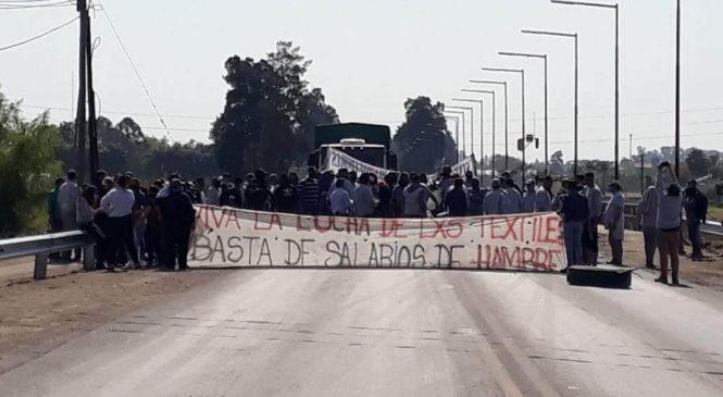 Vicentin: repudian grave agresión patronal a las trabajadoras de Algodonera Avellaneda