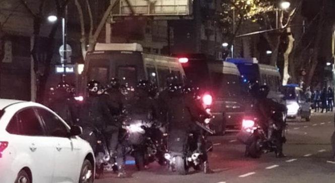A 3 años de la desaparición de Santiago Maldonado: represión y detenciones en CABA