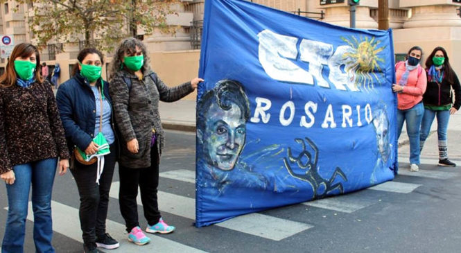 Rosario: Estatales vuelven a las calles este jueves
