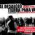 Movilización para detener el desalojo de Cuatro Barrios de Guernica