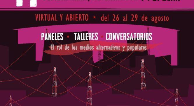 Comunicación sin cuarentena: Hacia el 17 encuentro