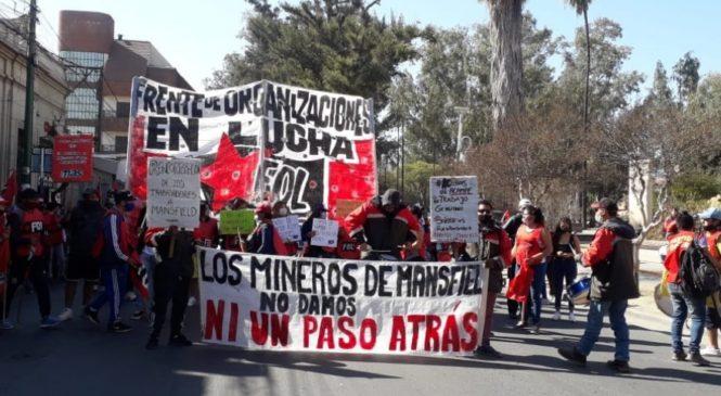 Salta: Continúa la lucha de los trabajadores de Mansfield