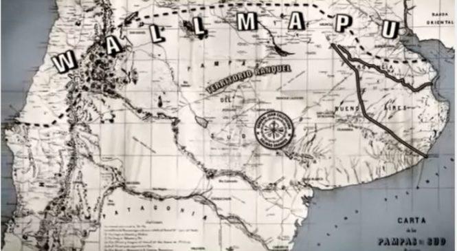 Nación Mapuche y la construcción del estado chileno racista