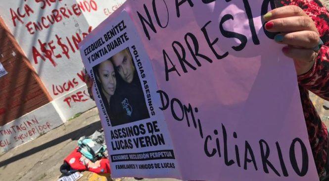 Elevaron a juicio la causa por el asesinato de Lucas Verón