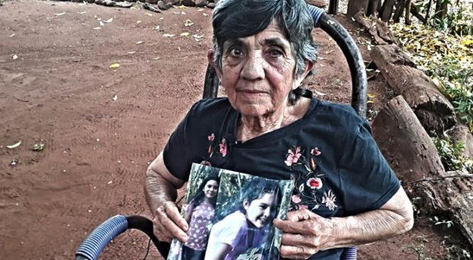 """Abuela de las nenas ejecutadas por el Estado paraguayo: """"Son nuestras niñas"""""""