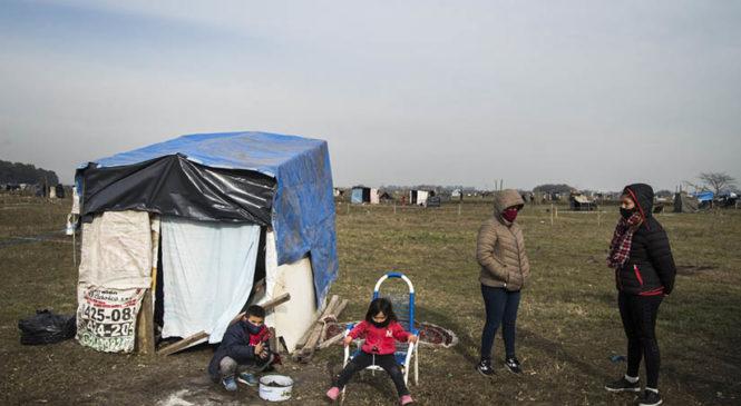 Toma de Guernica: piden aplazar el desalojo hasta resolver la situación habitacional de las familias