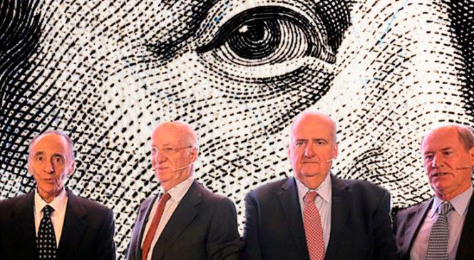 Fuerte presión por la devaluación y la dolarización