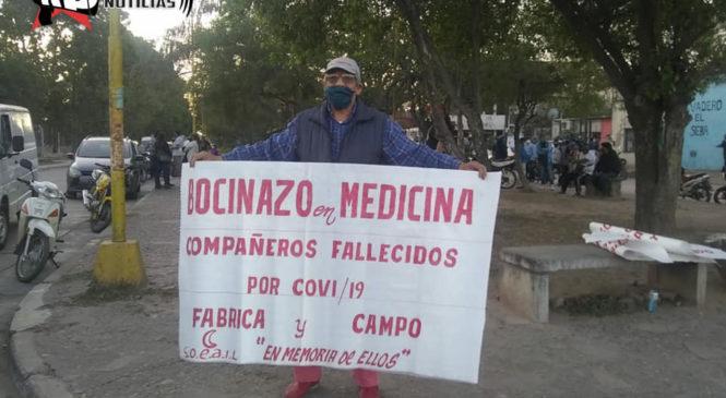 Jujuy: Bocinazo de trabajadores de la empresa Ledesma