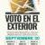 Bolivianos movilizados en Argentina y el mundo por su derecho al voto