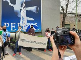 """Paritarias en Prensa: """"Las acciones de lucha fueron fundamentales"""""""