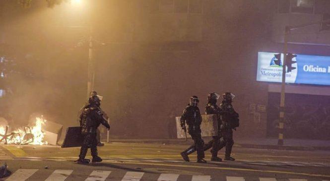Colombia: diez muertos por la represión a las protestas contra la violencia policial