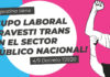 Argentina decreta cupo laboral travesti trans del 1% para el sector público
