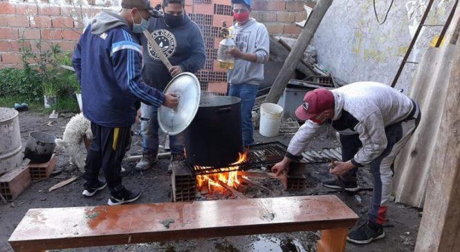 """Mar del Plata: """"No podemos llenar la olla"""""""