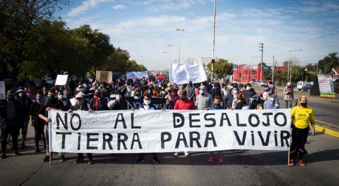 """Guernica: """"Esta lucha por tierra se puede ganar"""""""