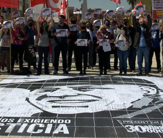 A 14 años de la segunda desaparición de Jorge Julio López, el EMVyJ denuncia inacción del Estado y de la Justicia