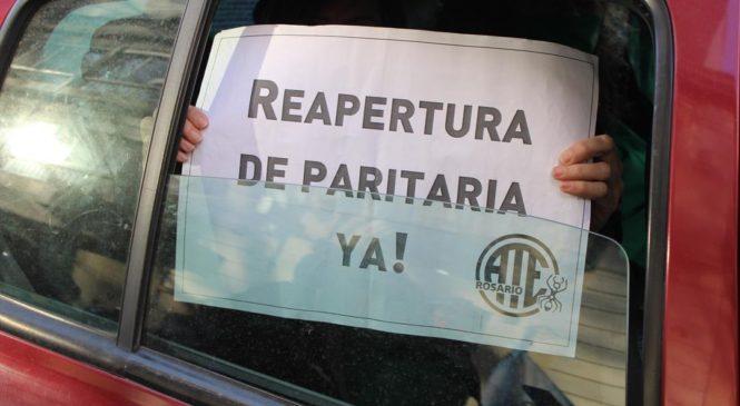 Rosario: Sin paritarias ni respuestas, gremios vuelven al paro