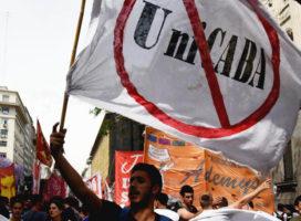 En plena pandemia, el gobierno de Larreta pretende avanzar con la Unicaba y la reforma educativa