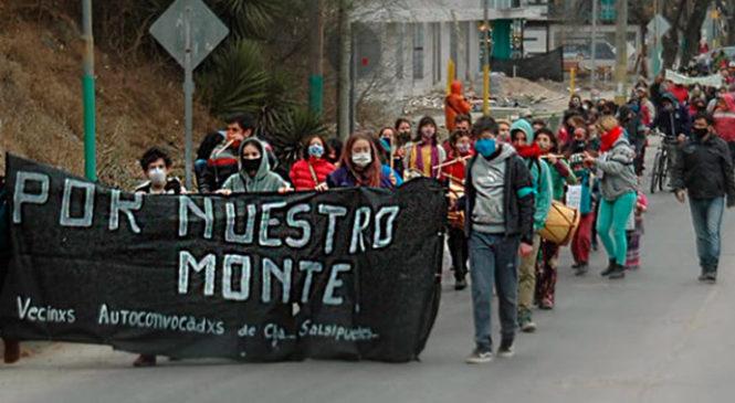 Córdoba: Por el dolor que dejó el paso del fuego