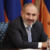 Sr. Pashinian de Armenia y su séquito