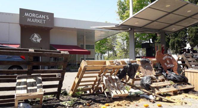 Rosario: escrache público al empresario agropecuario Enzo Mariani