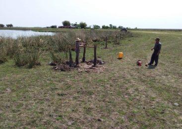 Privados cierran el acceso a la laguna Medina en la Comunidad Guaraní Jahavere