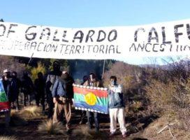 Río Negro: Recuperación territorial ancestral Lof Gallardo Calfu