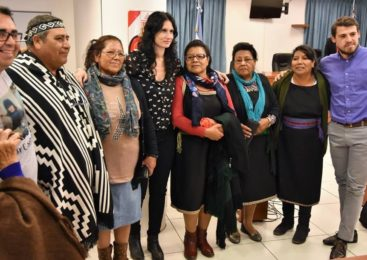 Neuquén: absuelven a miembros de comunidad mapuche acusados de usurpación