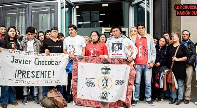 """""""El Pueblo Chuschagasta no está dispuesto a doblegarse ante la oligarquía colonial tucumana"""""""
