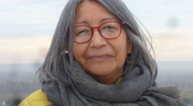 """Repudio al ataque contra Liliana Ancalao: """"No podrán acallar al mapuzungun ni a la poesía"""""""