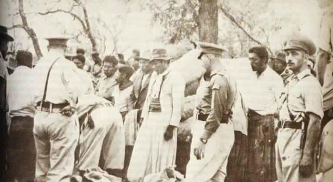 Los pueblos originarios buscan memoria, verdad y justicia