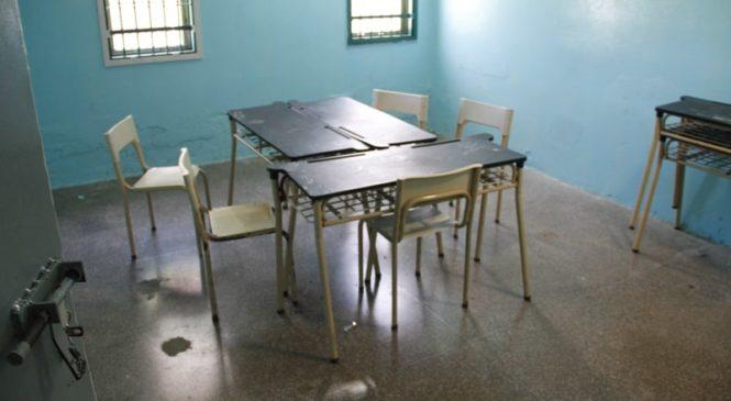 Aprueban un protocolo para acceso a las aulas universitarias en contextos de encierro