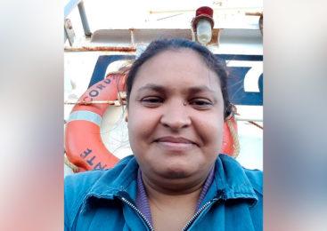 """Gisele González, navegante de ultramar: """"la sociedad desconoce el abuso y la discriminación que sufrimos"""""""