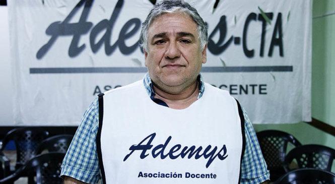 """Jorge Adaro y la vuelta a clases: """"Es una falta de responsabilidad absoluta"""""""