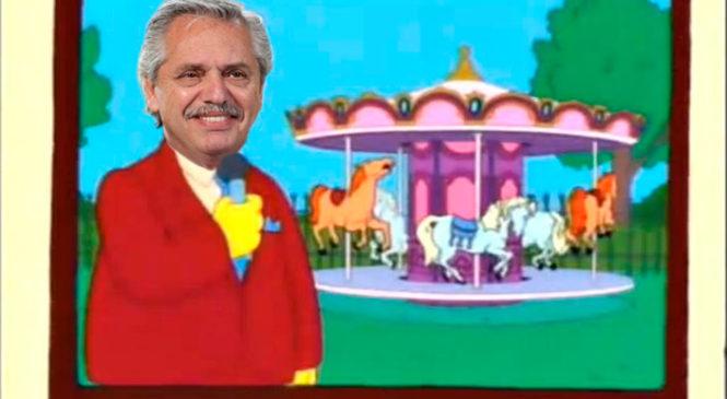 """Alberto y la """"calesita"""" del IFE"""