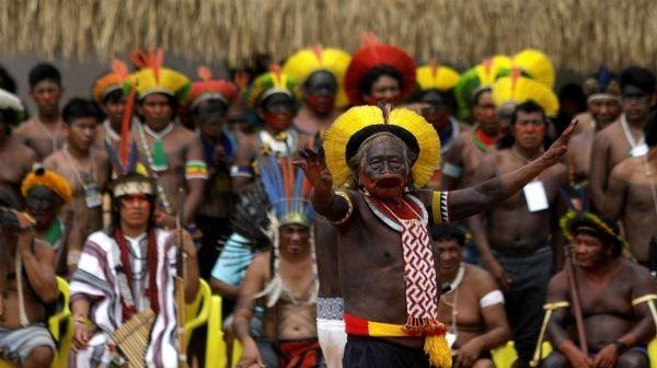 ____BR__indígenas Kayapó 2020