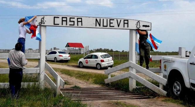 La Justicia de Entre Ríos no dio lugar al desalojo en el predio de la familia Etchevehere