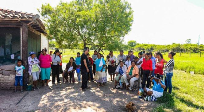 Paraguay: Comunidad indígena Y´akâ Marangatú recupera tierras ancestrales