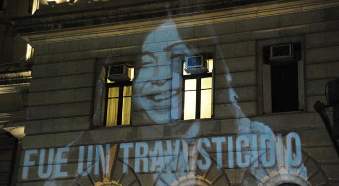 Casación niega el travesticidio de la activista Diana Sacayán