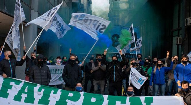 El movimiento sindical frente a la crisis