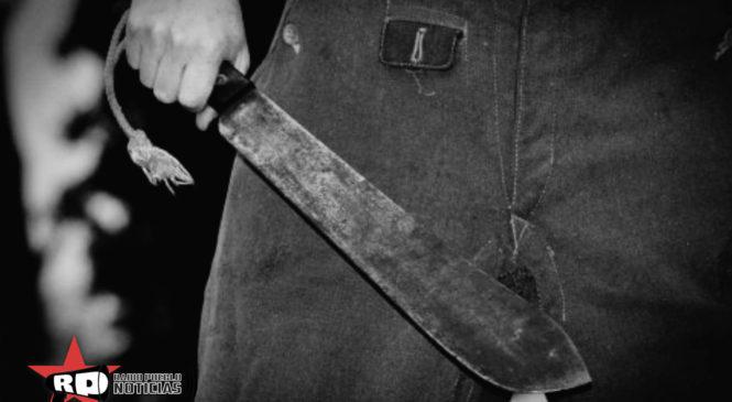 Jujuy: trabajador municipal fue atacado a machetazos por un funcionario